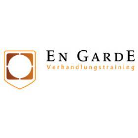 En Garde Verhandlungstraining logo