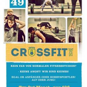 Crossfit Wiener Neustadt logo