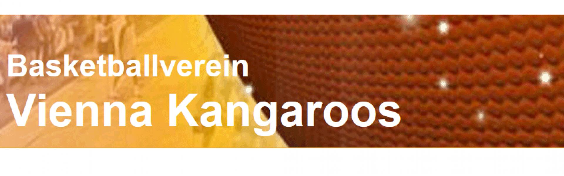 Basketballverein Vienna Kangaroos cover