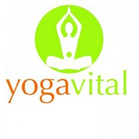 YogaVital logo