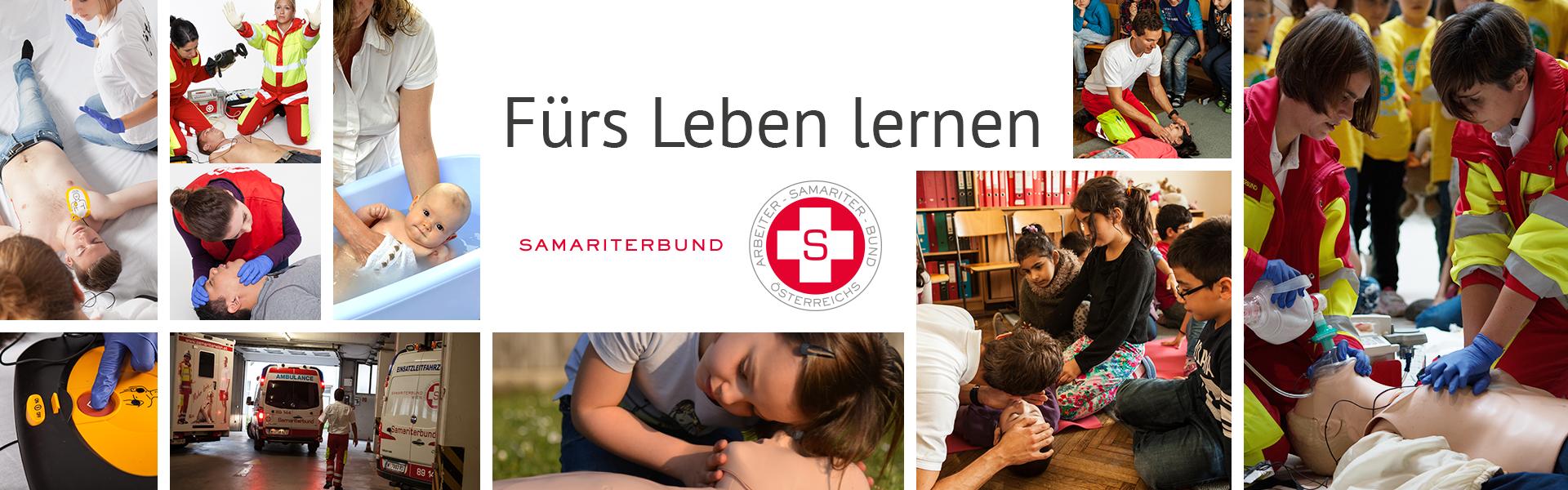 Arbeiter-Samariter-Bund Österreichs Landesverband Wien cover