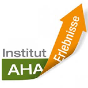 Institut AHA Erlebnisse logo