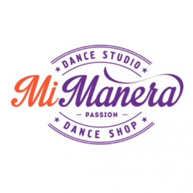 "Dance Studio & Shop ""Mi Manera"" logo"