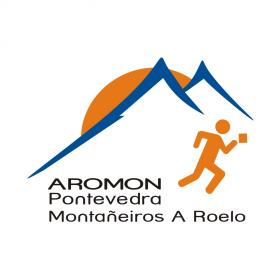 AROMON logo