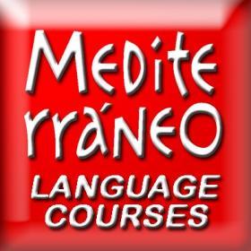 Escuela mediterráneo Barcelona logo