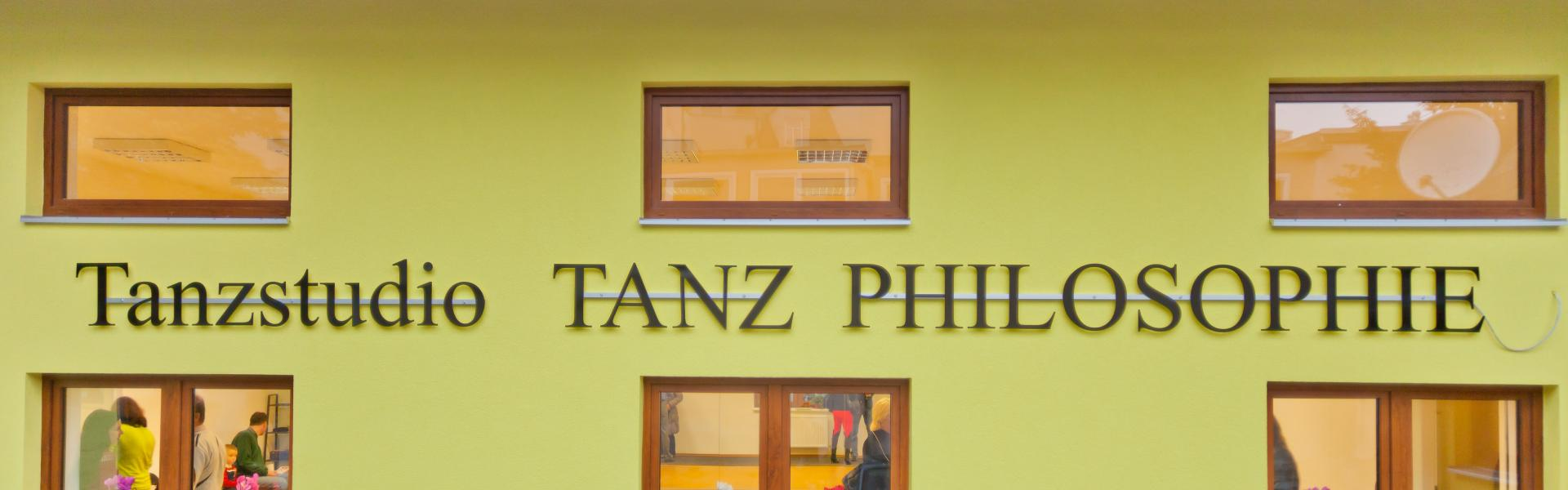 Tanzstudio Tanz Philosophie cover