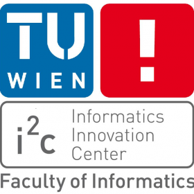 Informatics Innovation Center i2c logo
