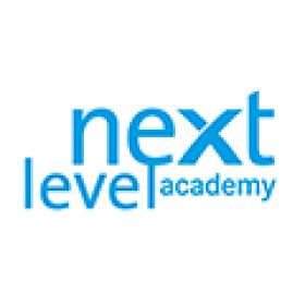next level academy logo