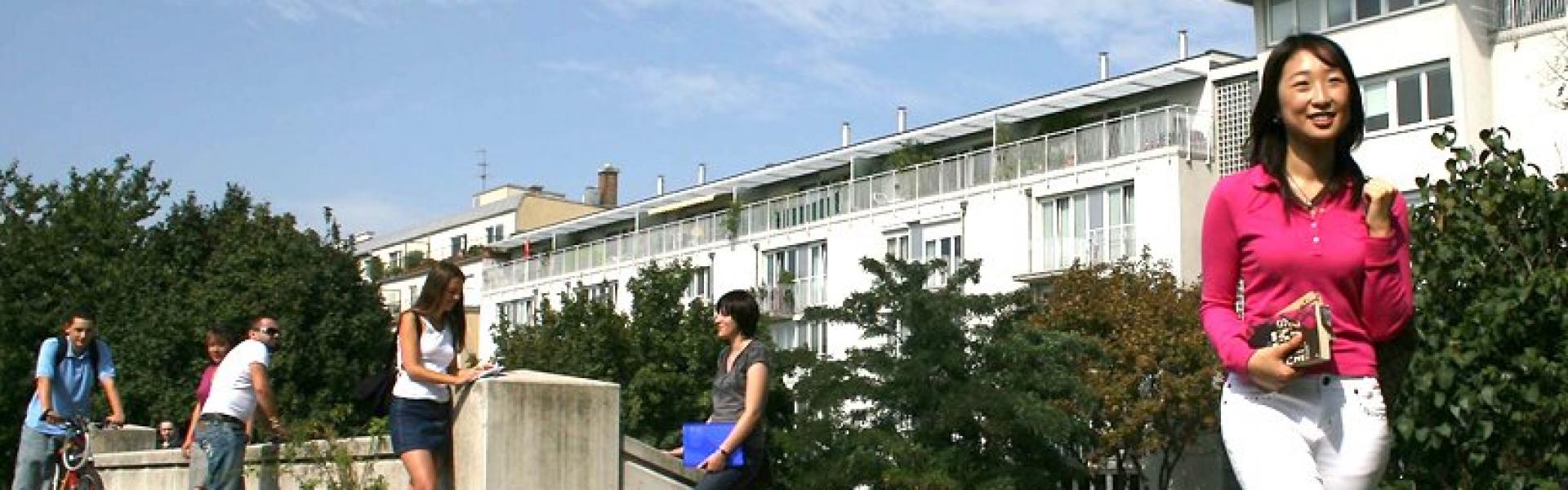 Webster University cover