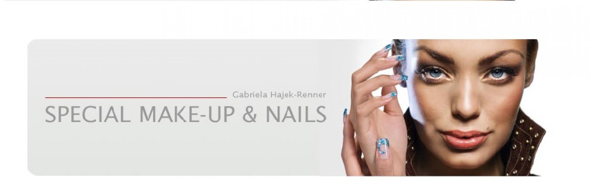 Make-Up Studio Hajek-Renner cover