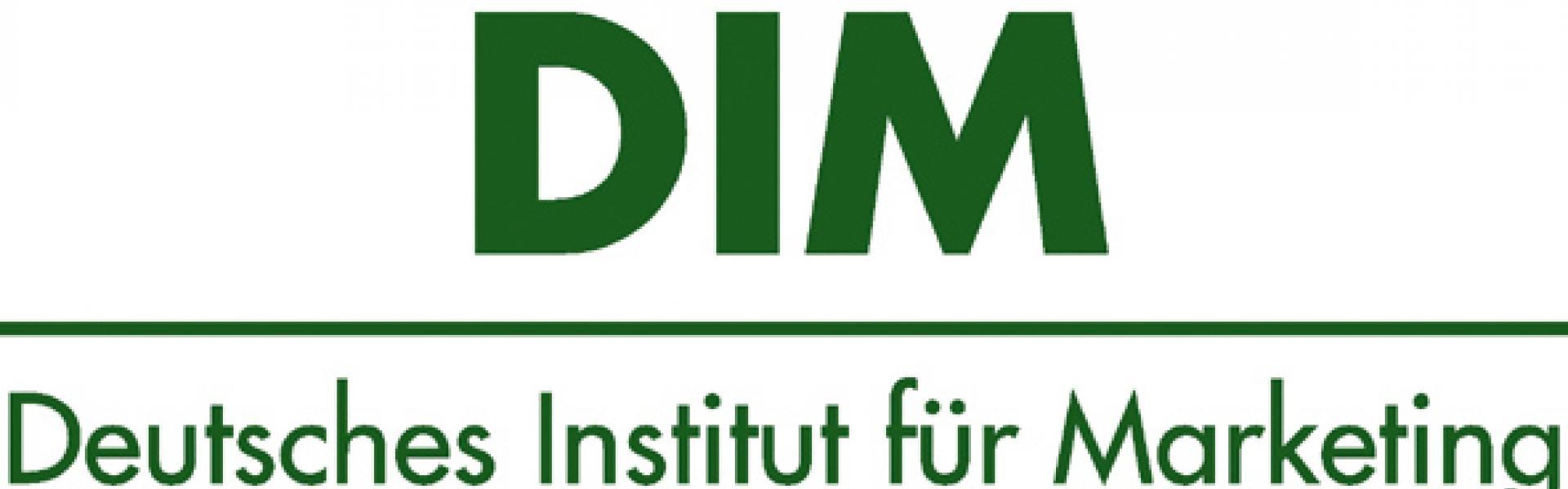 DIM Deutsches Institut für Marketing GmbH cover