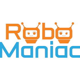 RoboManiac logo