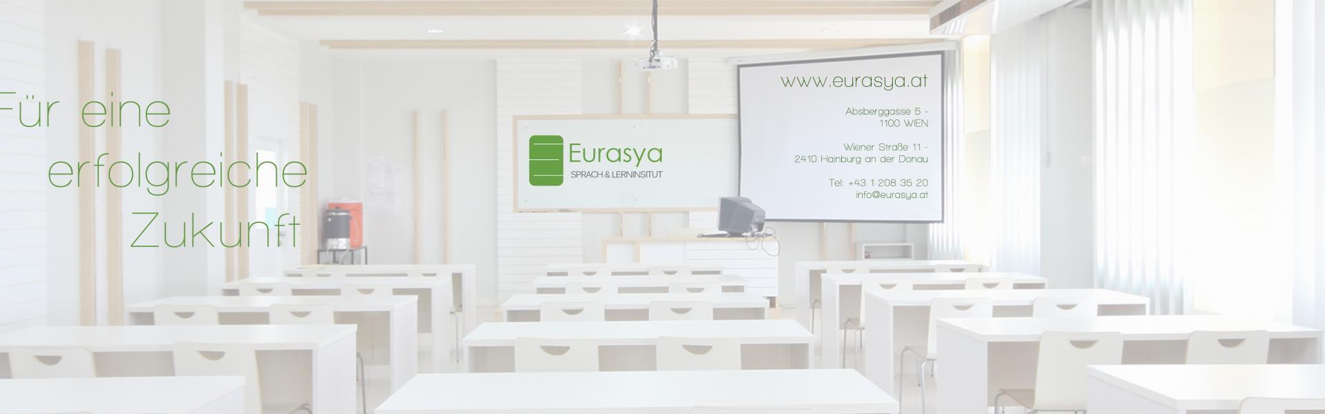 EURASYA Institut cover