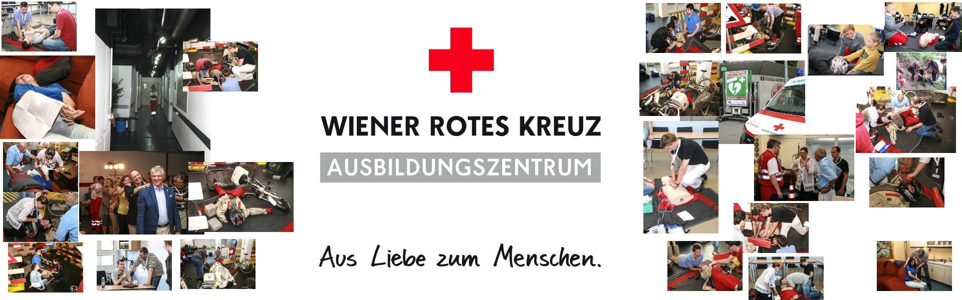 Ausbildungszentrum Rotes Kreuz Wien cover