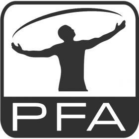 PFA - PERSONAL FITNESS ACADEMY logo