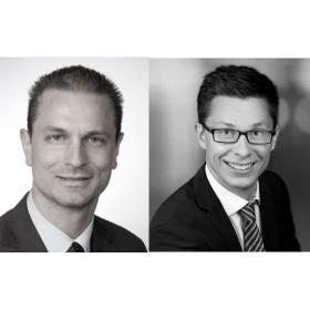 Winfried Pöcherstorfer & Peter Strauß logo