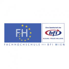 Fachhochschule des bfi Wien logo