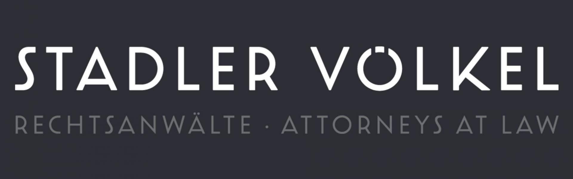Stadler Völkel Rechtsanwälte GmbH cover