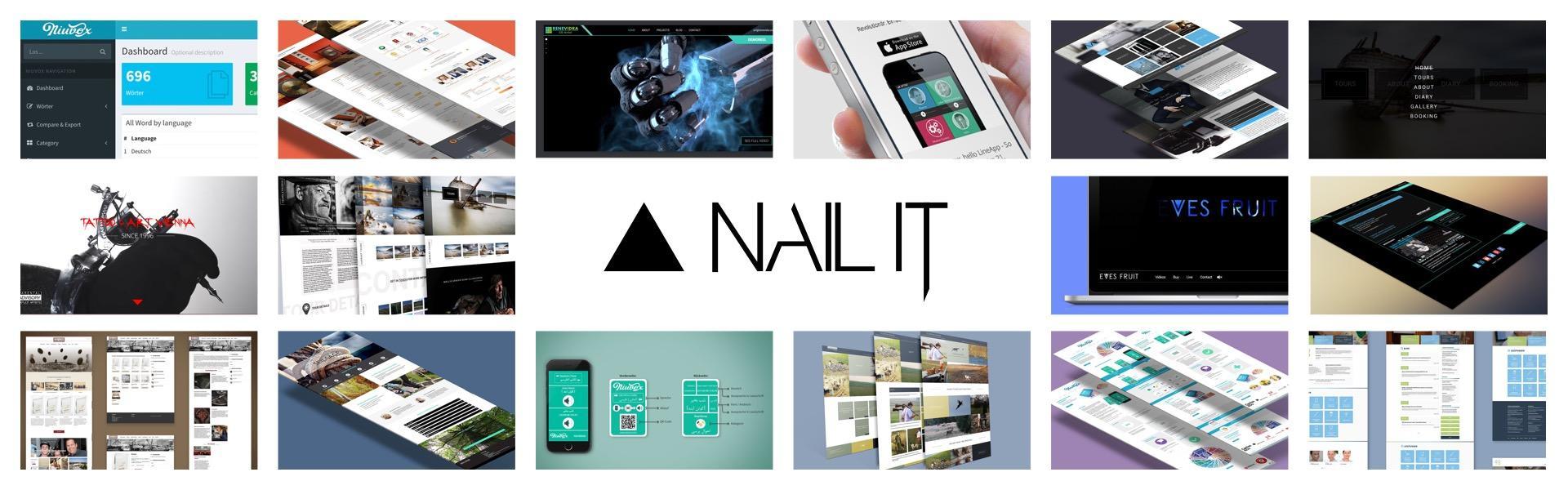 Nail IT - Wordpress Kurse cover