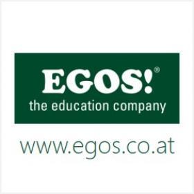 EGOS! The Education Company logo