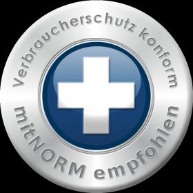 mitNORM GmbH logo
