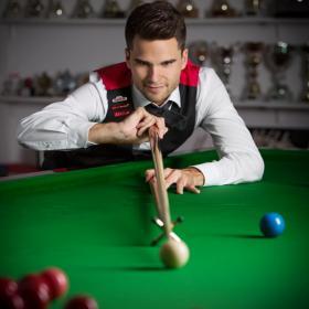 Paul Schopf Snooker logo